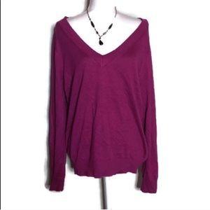 Worthington Maroon Sweater NWOT SZ1X